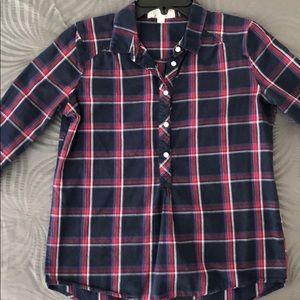 Olive & Oak Plaid Shirt